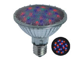 Guangdong ledde fabriken,3x1 watt,PAR-serien 5, 9-11, KARNAR INTERNATIONAL GROUP LTD