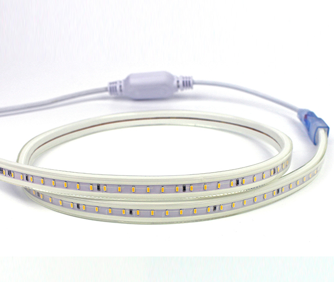 Guangdong ledde fabriken,ledad remsanordning,110 - 240V AC SMD 5730 LED ROPE LIGHT 3, 3014-120p, KARNAR INTERNATIONAL GROUP LTD