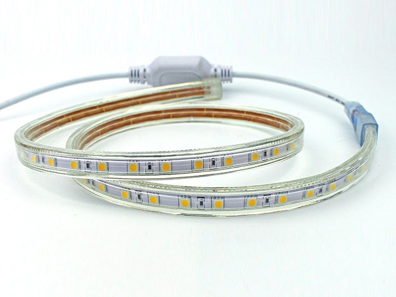 Guangdong ledde fabriken,flexibel leddremsa,110 - 240V AC SMD 5050 Ledstrålkastare 4, 5050-9, KARNAR INTERNATIONAL GROUP LTD