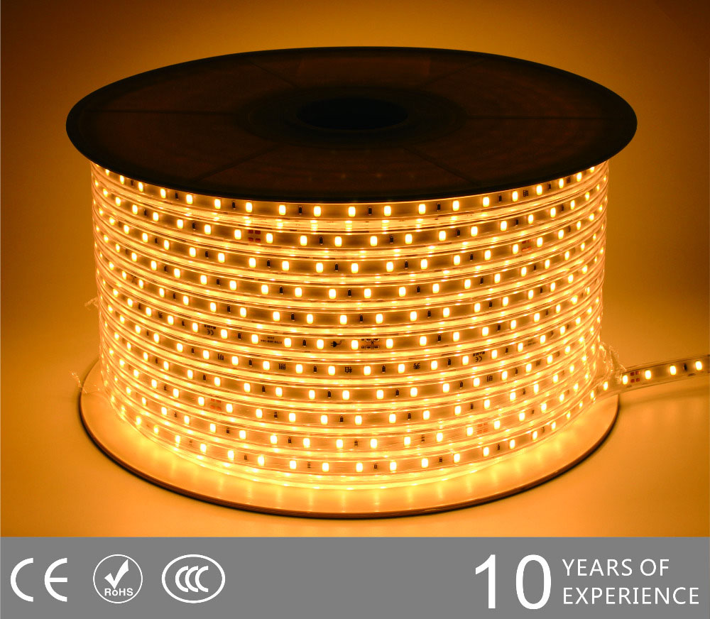 Guangdong ledde fabriken,ledad remsa,110V AC Ingen Wire SMD 5730 LED ROPE LIGHT 1, 5730-smd-Nonwire-Led-Light-Strip-3000k, KARNAR INTERNATIONAL GROUP LTD