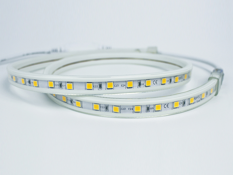 Guangdong ledde fabriken,ledad remsanordning,110 - 240V AC SMD 5730 LED ROPE LIGHT 1, white_fpc, KARNAR INTERNATIONAL GROUP LTD