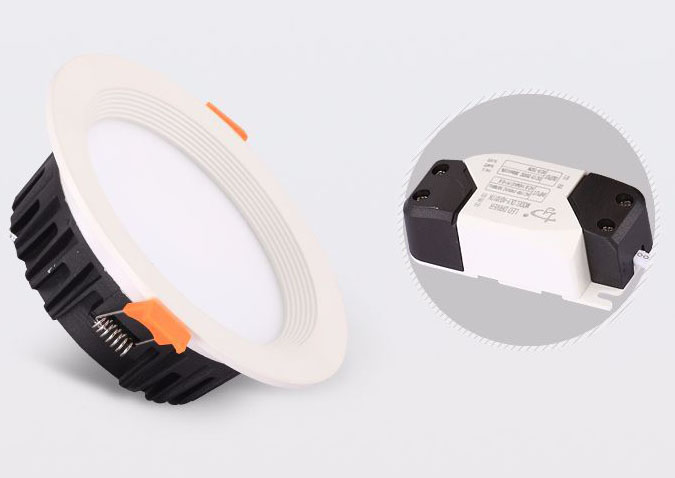 Guangdong ledde fabriken,nedljus,Kina 12w försänkt Led downlight 2, a2, KARNAR INTERNATIONAL GROUP LTD