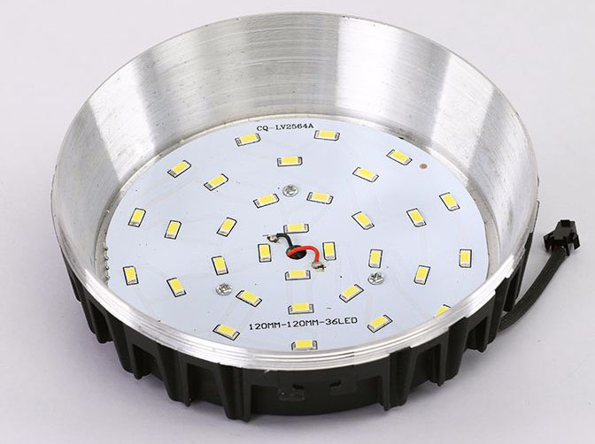 Guangdong ledde fabriken,LED-lampa ner,24W cirkulär begravda lampor 3, a3, KARNAR INTERNATIONAL GROUP LTD