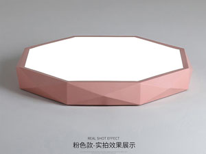 Guangdong ledde fabriken,Macarons färg,36W Square ledde taklampa 4, fen, KARNAR INTERNATIONAL GROUP LTD