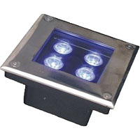Led drita dmx,LED dritat e varrosura,Product-List 1, 3x1w-150.150.60, KARNAR INTERNATIONAL GROUP LTD