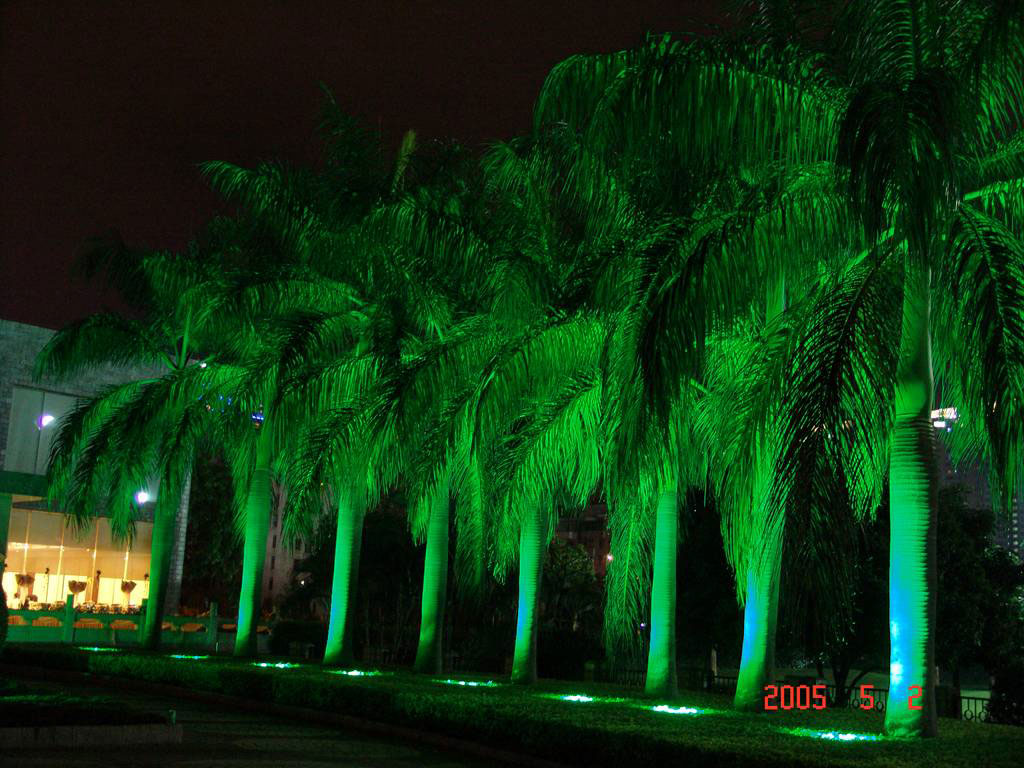 Led drita dmx,LED dritat e varrosura,1W Sheshi Buried Light 8, Show2, KARNAR INTERNATIONAL GROUP LTD