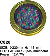Світлодіодні POOL LIGHT KARNAR INTERNATIONAL GROUP LTD