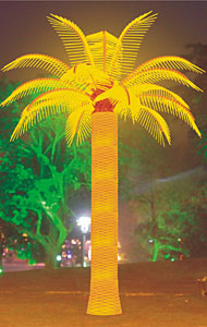 LED tas-siġra tal-palm tal-coconut KARNAR INTERNATIONAL GROUP LTD