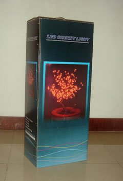 LED cherry light KARNAR INTERNATIONAL GROUP LTD