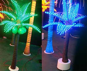 LED COCONUT PALM DAWL KARNAR INTERNATIONAL GROUP LTD