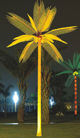 LED-lamp met kokospalmen KARNAR INTERNATIONAL GROUP LTD