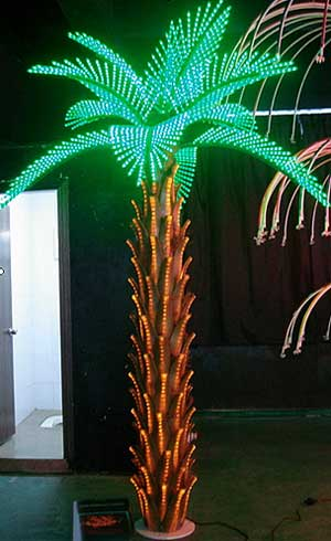 LED Coconut PALM LIGHT Karna INTERNATIONAL GROUP LTD